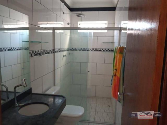 Casa com 3 dormitórios à venda, 160 m² por R$ 240.000,00 - Salgadinho - Patos/PB - Foto 10
