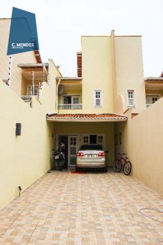 Casa com 3 dormitórios à venda, 290 m² por R$ 390.000,00 - Vicente Pinzon - Fortaleza/CE - Foto 9