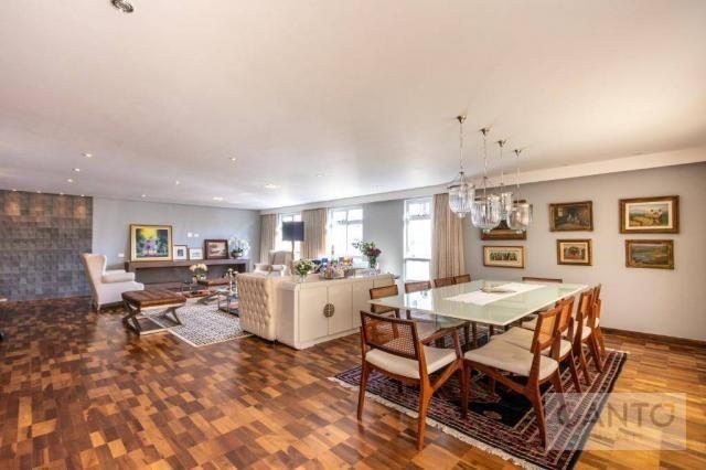 Apartamento com 3 dormitórios à venda, 324 m² por R$ 1.080.000,00 - Centro - Curitiba/PR - Foto 5