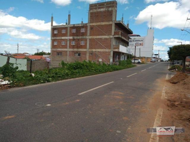 Terreno à venda, 360 m² por R$ 180.000,00 - Centro - Patos/PB - Foto 3