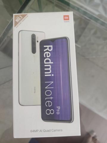 Lançamento 2020! Redmi Note 8 PRO da Xiaomi. Novo lacrado com garantia e entrega imediata
