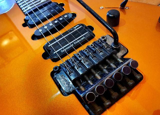 Ibanez rg1570 prestige premium Gibson les paul Studio tribute Traditional Standard fender - Foto 4