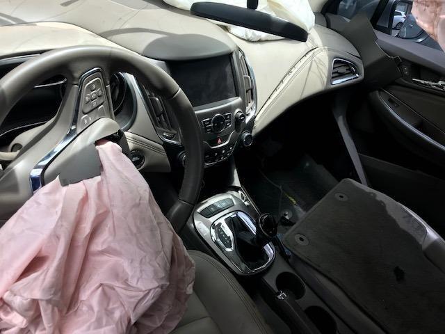 Sucata cruze 1.4 turbo 2018 automatico - Foto 6
