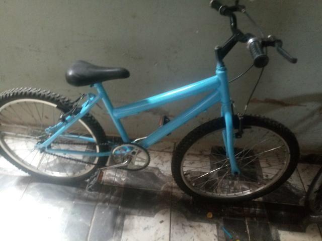 Bicicleta média - Foto 2