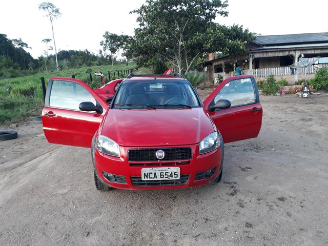 Fiat Strada gabinado 2013/2013 - Foto 6