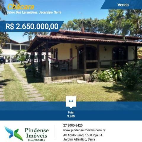 Chácara em Jacaraípe, 3.900m²