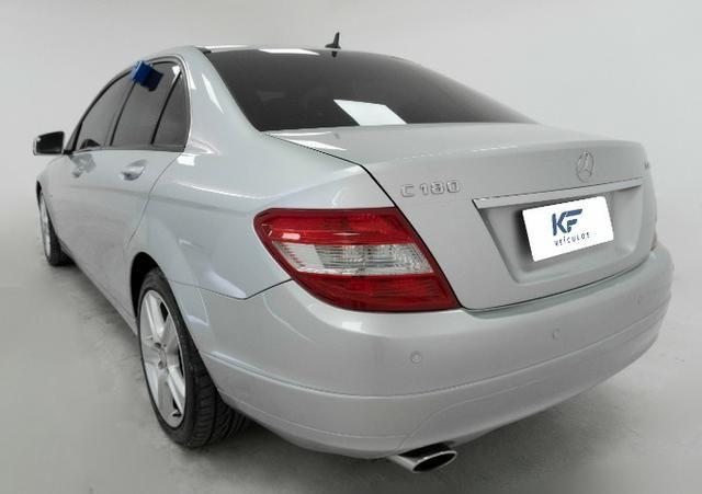 Mercedes-Benz C180 CGI 1.6 Prata 2011 Completo C-180 - Foto 3