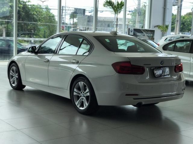 BMW 320I 2.0 SPORT GP 16V TURBO ACTIVE FLEX 4P AUTOM?TICO. - Foto 4