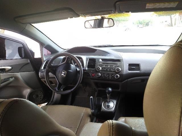 Civic LXS 1.8 automático 2007