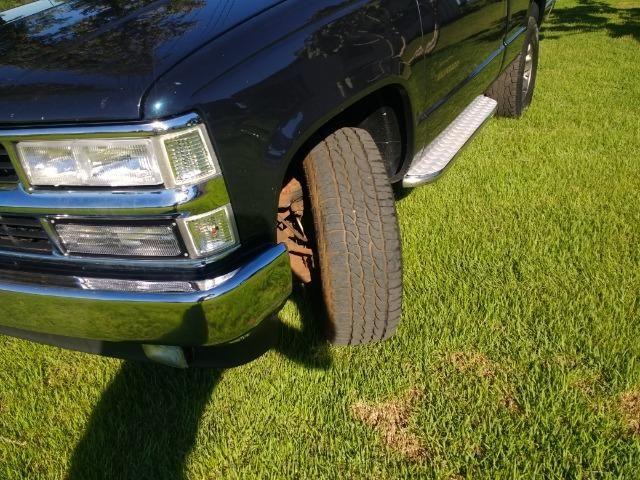Silverado 2001 MWM diesel - Foto 11
