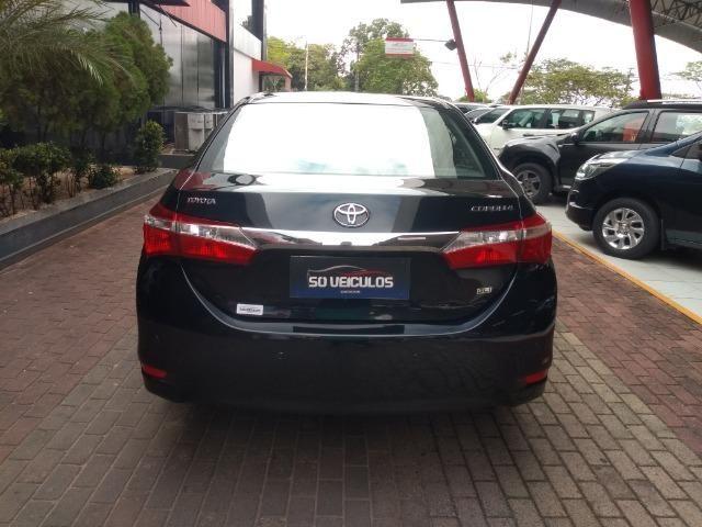 Corolla GLI 1.8 automático 2016/2017 -Só veiculos-863305-8646- * - Foto 6