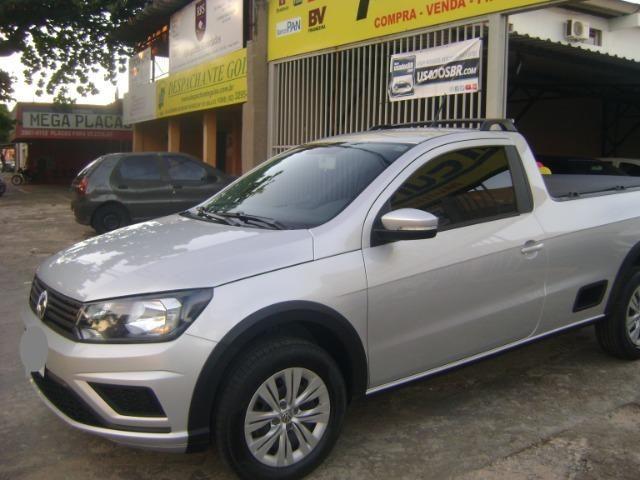 Volkswagen Saveiro 1.6 Trendline 2019/2020 Simone * - Foto 3