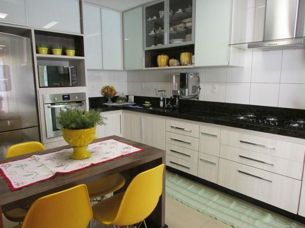 Casa sobrado em condomínio com 3 quartos no Residencial Bosque Sumaré - Bairro Parque Anha - Foto 9