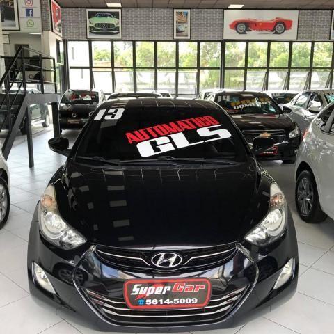 ELANTRA 2012/2013 1.8 GLS 16V GASOLINA 4P AUTOMÁTICO - Foto 2