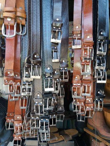 Cintos de couro legítimo - Foto 5