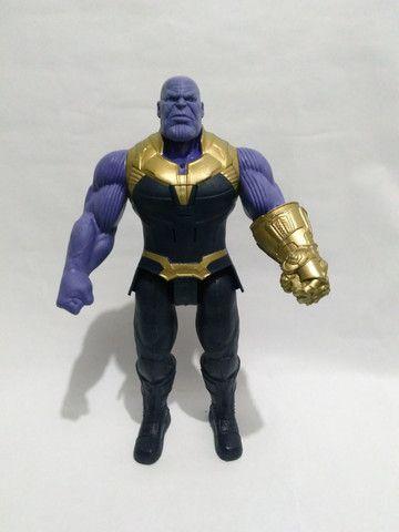 Capitão América, venon, superman, thanos, Thor, flash - Foto 4