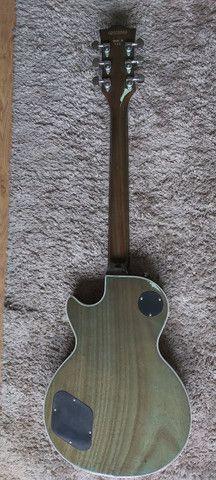 Guitarra Gibson Les Laul Custom CHINA BRAÇO COLADO - Foto 4