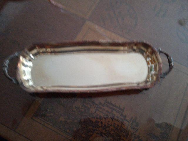 Pratas e outros objetos de enfeite utilidades para casa. - Foto 2