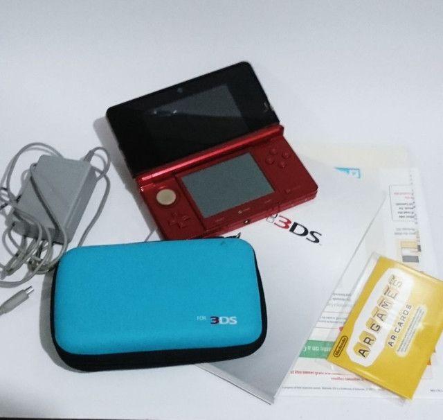 Nintendo 3DS na Caixa Super Conservado  - Foto 5