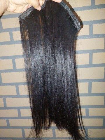 Tela de cabelo humano  - Foto 3