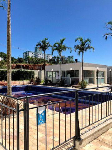 Apartamento novo com 2 dorm. semi-mobiliado, decorado pronto pra morar - Areis-São José - Foto 10