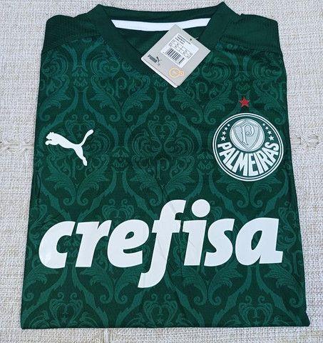 Camisa do Palmeiras Puma 2021 Original Importada Entrego