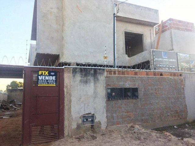 Sobrado à venda, 3 quartos, 1 suíte, 2 vagas, Jardim Itatiaia - Campo Grande/MS - Foto 3