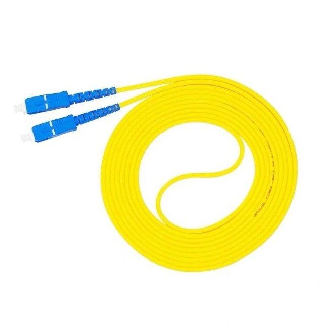 """Cordão optico """"patch cord"""" - Foto 4"""