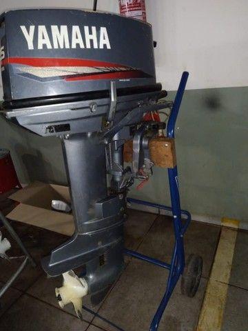Motor de popa Yamaha - Foto 2