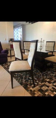 Cadeiras mesa de jantar R$ 90 CADA