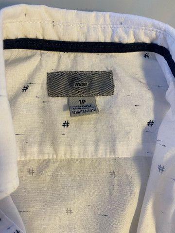 Vendo colete e camisas tamanho 1  - Foto 2