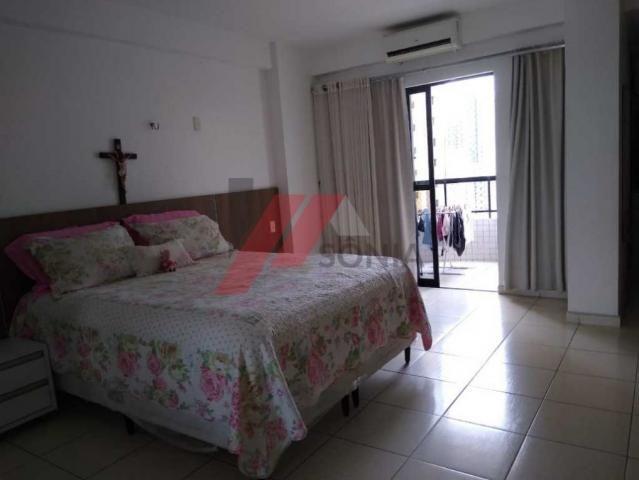Apartamento à venda com 3 dormitórios em Manaíra, João pessoa cod:37812 - Foto 13