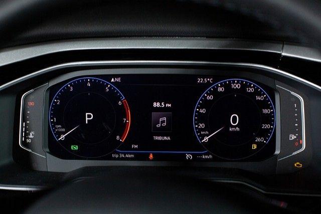 Pronta entrega VW T-Cross Highline 250TSI  21/22 Zero km - Foto 14
