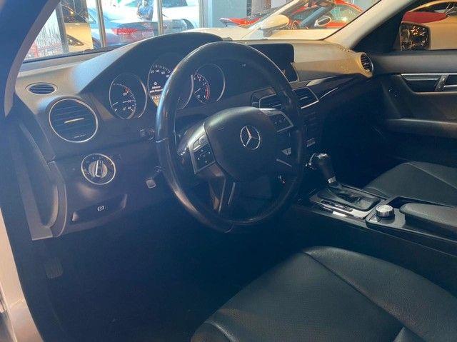 Mercedes C180 2012 Sport, impecável, Configuração Linda - Foto 8