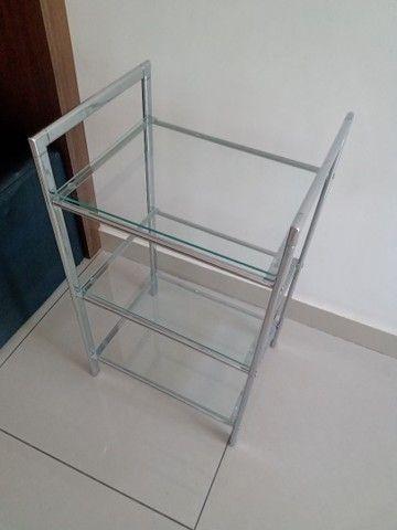 Mesa de apoio / mesa lateral  - Foto 3