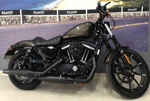 Harley Davidson Iron 883 2020. Apenas 500km - Foto 2
