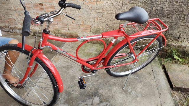 Bicicleta barra forte Monark - Foto 3