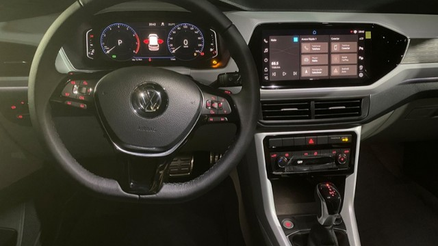 Pronta entrega VW T-Cross Highline 250TSI  21/22 Zero km - Foto 10