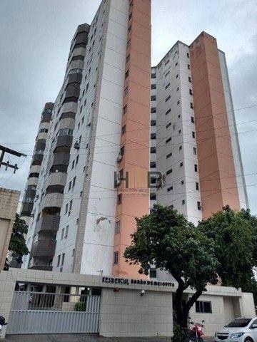 Apartamento com 3 dormitórios, sendo 01 Suíte, à venda, 100 m² por R$ 400.000 - Benfica -