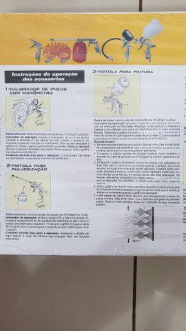 Kit De Ar Com 5 Pecas Para Compressor Air Kit 5 Pecas Schulz Outros Itens Para Agro E Industria Zona 07 Maringa 849486355 Olx
