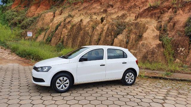 VW Gol G6 Special 1.0 Branco Completo Ú.Dono - Foto 14