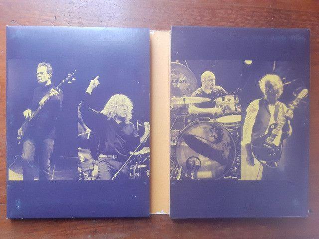 Led Zeppelin Celebration Day Box com 2 Cds e 1 Dvd + Encarte - Foto 3