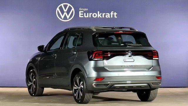 Pronta entrega VW T-Cross Highline 250TSI  21/22 Zero km - Foto 5