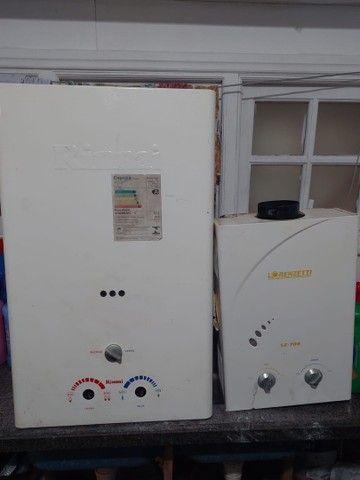 Ótima oportunidade kit aquecedor completo - Foto 3