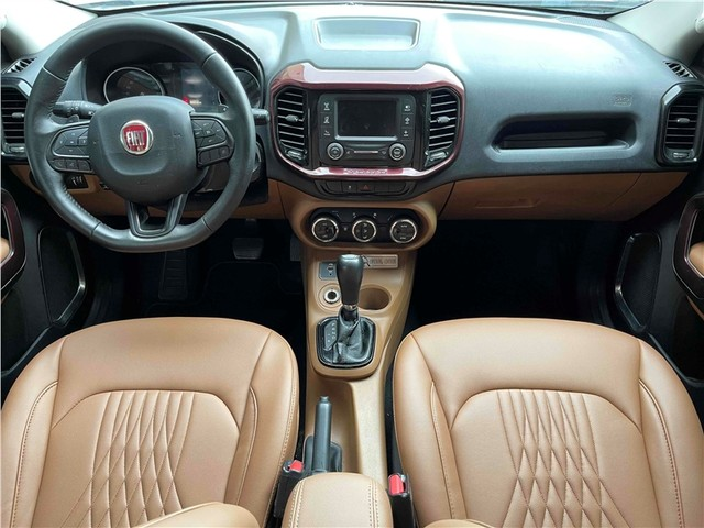 Fiat Toro 2017 1.8 16v evo flex freedom open edition automático - Foto 8