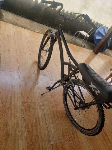 Bicicleta aro 26 caloi 21 marchas