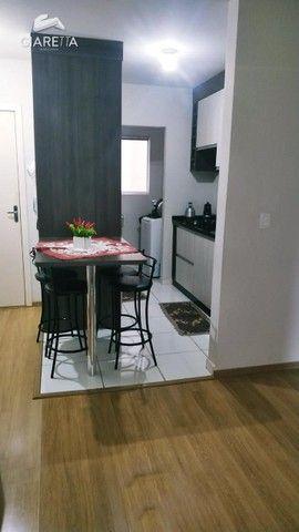 Apartamento com 2 dormitórios à venda, JARDIM TOCANTINS, TOLEDO - PR - Foto 2