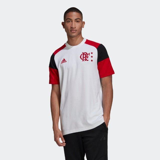Camiseta CR Flamengo Icon 2020 - Foto 4