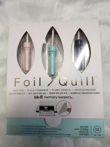 Kit ferramentas foil quill para máquinas de recorte
