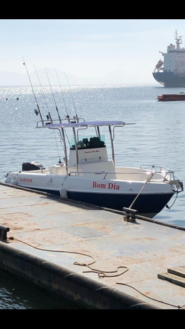 Sea Crest 215 Ano 2014 x1 Mercury 150 HP ñ Fishing Victor